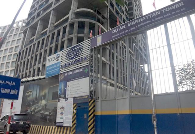 Landmark Holding rút khỏi dự án Manhattan Tower - Ảnh 1.