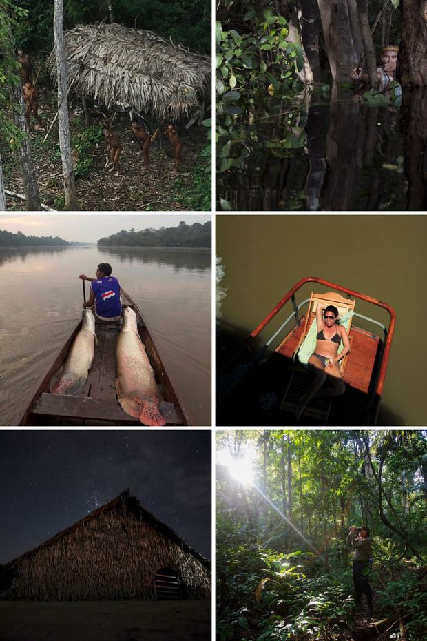 Loạt ảnh Amazon trước và sau đại nạn cháy rừng 2019: Lá phổi xanh ngày nào đã mang đầy bệnh tật do con người đầu độc - Ảnh 14.