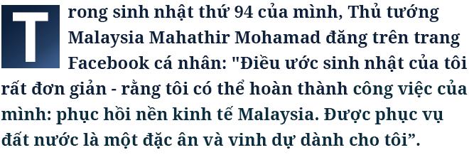 Tầm nhìn 4.0 của vị Thủ tướng huyền thoại 94 tuổi đang thăm chính thức Việt Nam - Ảnh 1.