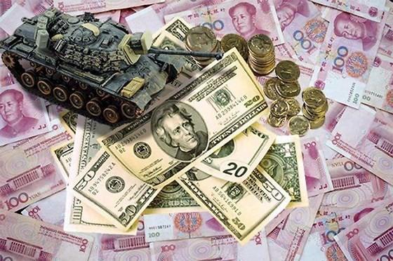 Những kịch bản tiền tệ có thể xảy ra trong cuộc thương chiến Mỹ-Trung - Ảnh 1.