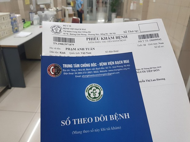 Nhiều phóng viên Hà Nội phải đến trung tâm chống độc kiểm tra sức khỏe sau khi tác nghiệp ở đám cháy công ty phích nước Rạng Đông - Ảnh 2.