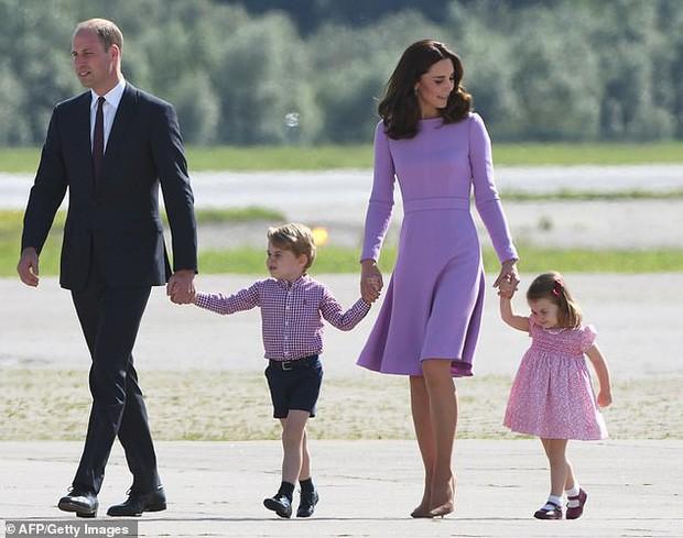 Lộ học phí đắt đỏ của Công chúa Charlotte - con gái Công nương Kate và Hoàng tử William - Ảnh 1.
