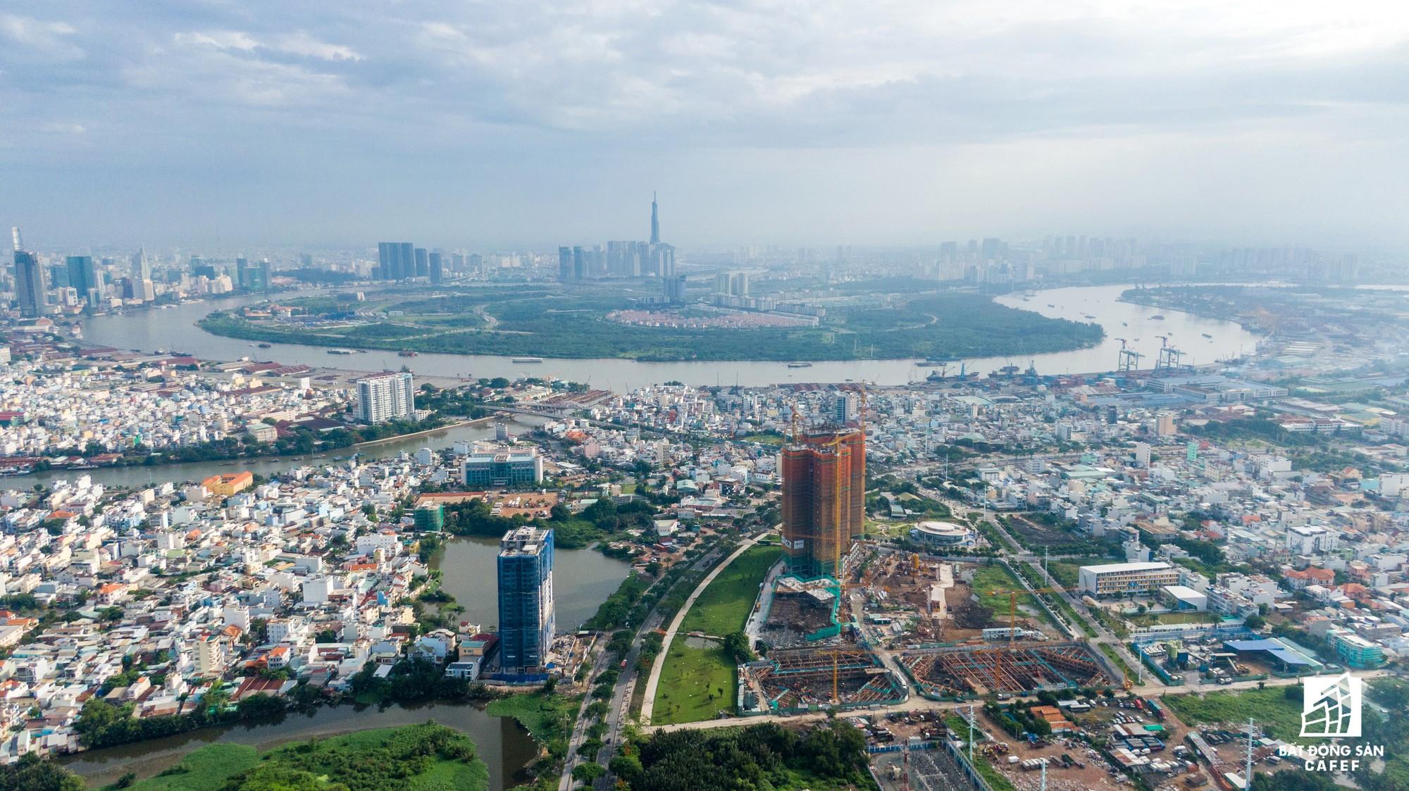 Toàn cảnh đại lộ tỷ đô đã tạo nên một thị trường bất động sản rất riêng cho khu Nam Sài Gòn - Ảnh 4.