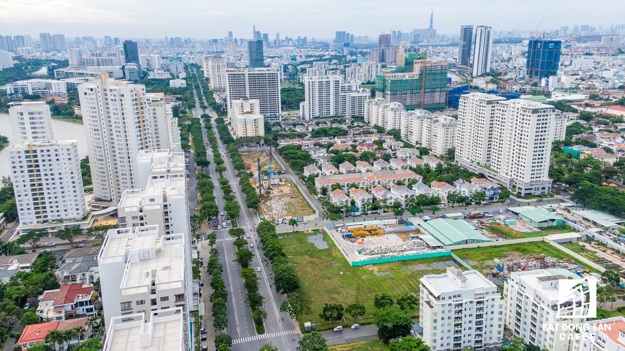 Toàn cảnh đại lộ tỷ đô đã tạo nên một thị trường bất động sản rất riêng cho khu Nam Sài Gòn - Ảnh 18.