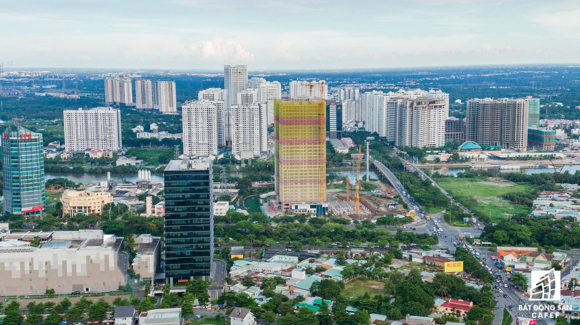 Toàn cảnh đại lộ tỷ đô đã tạo nên một thị trường bất động sản rất riêng cho khu Nam Sài Gòn - Ảnh 21.