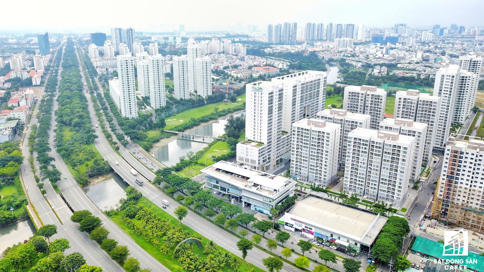 Toàn cảnh đại lộ tỷ đô đã tạo nên một thị trường bất động sản rất riêng cho khu Nam Sài Gòn - Ảnh 25.