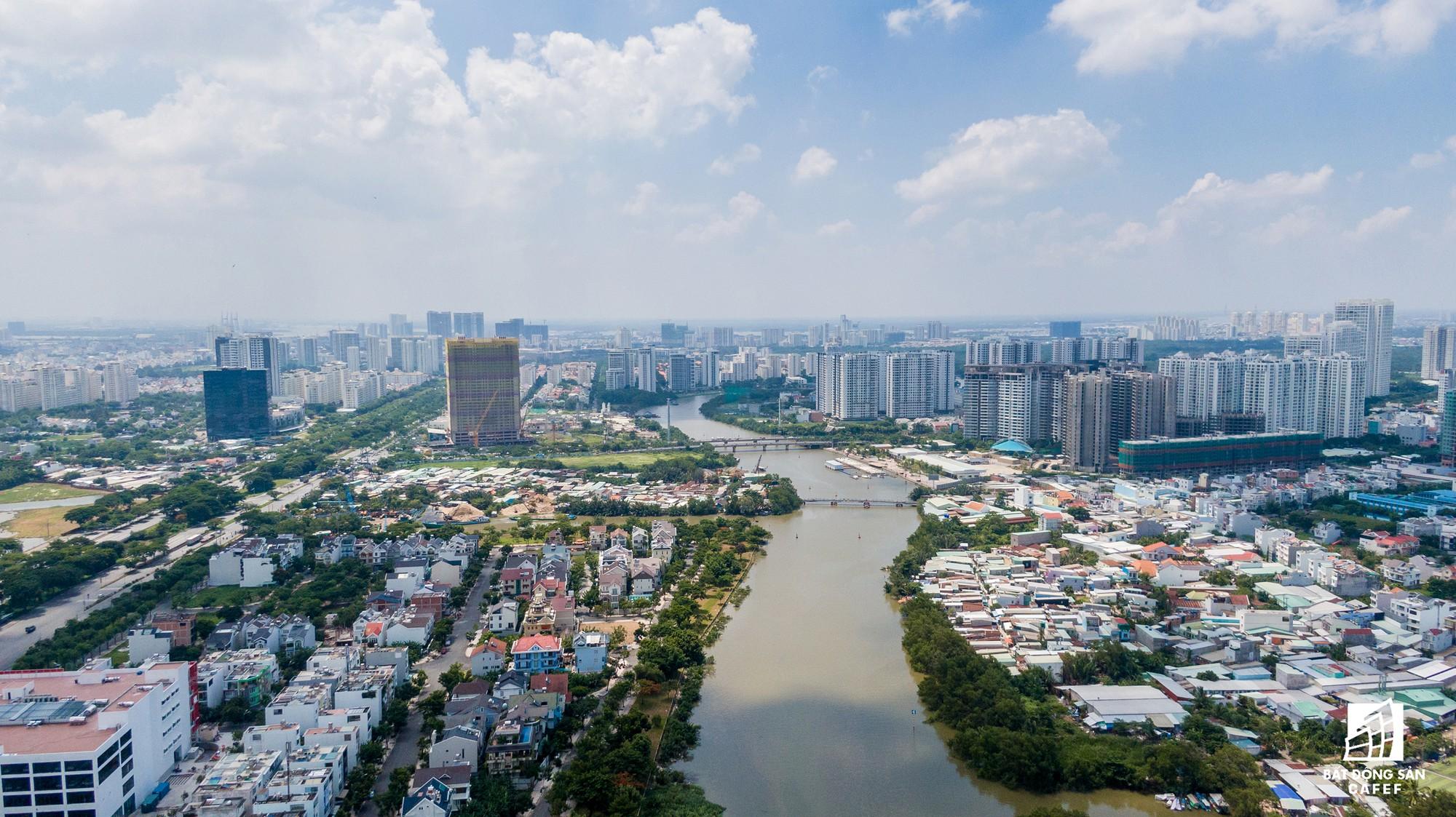 Toàn cảnh đại lộ tỷ đô đã tạo nên một thị trường bất động sản rất riêng cho khu Nam Sài Gòn - Ảnh 10.