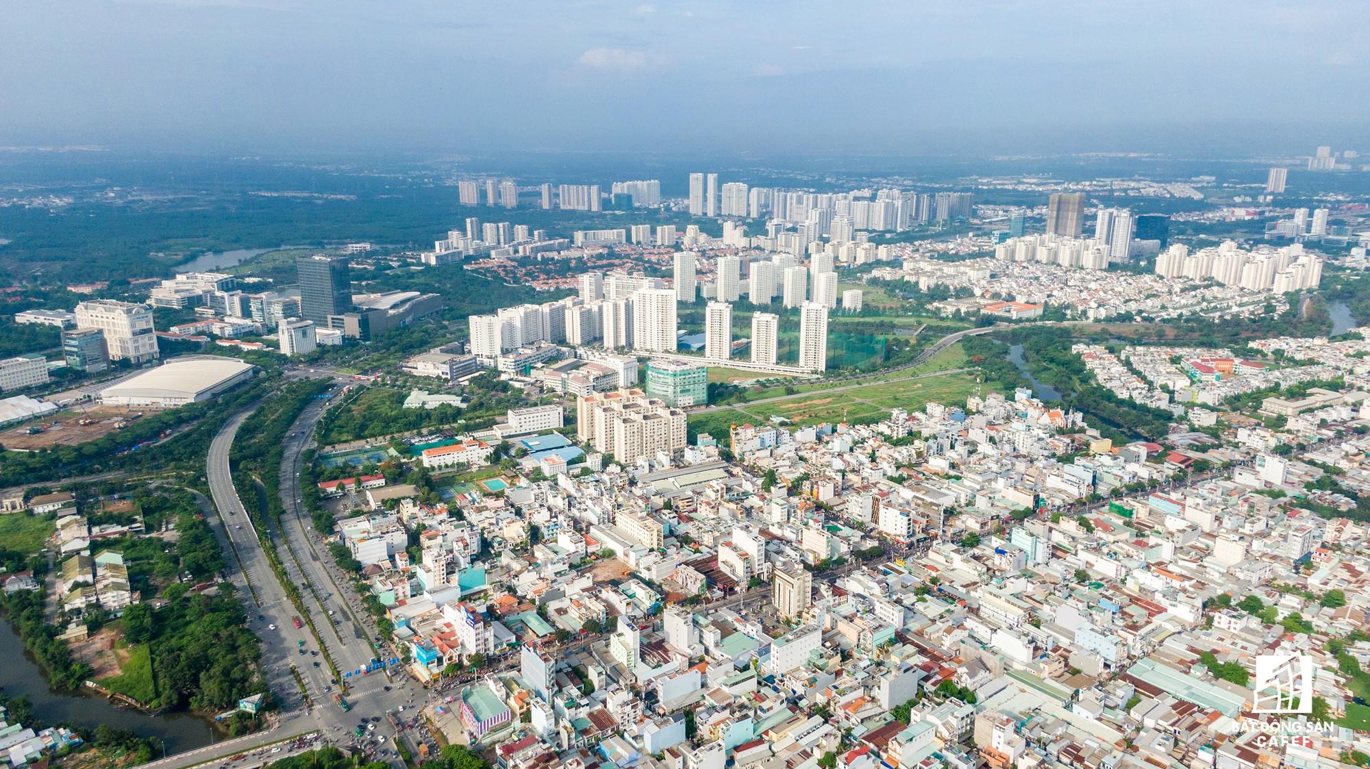 Toàn cảnh đại lộ tỷ đô đã tạo nên một thị trường bất động sản rất riêng cho khu Nam Sài Gòn - Ảnh 17.