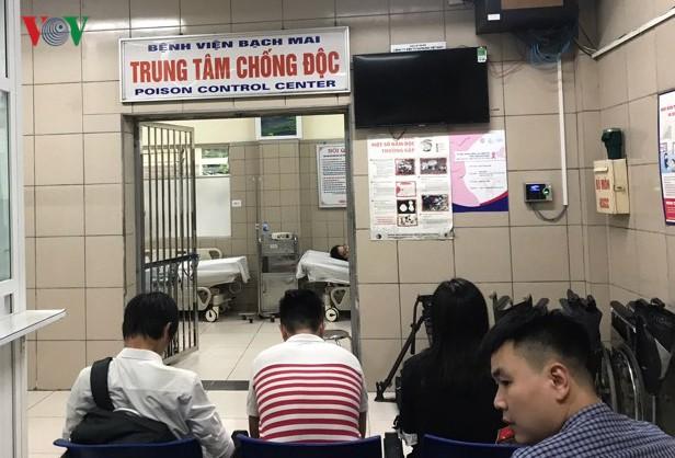 Vụ cháy Công ty Rạng Đông: Đã có kết quả xét nghiệm nhiễm độc thủy ngân của 11 người - Ảnh 1.