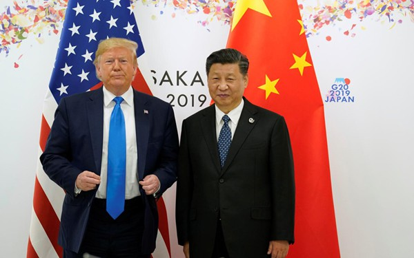 """Ông Trump áp thuế 300 tỷ USD hàng Trung Quốc: Sẽ có """"cuộc chiến"""" mới? - Ảnh 2."""