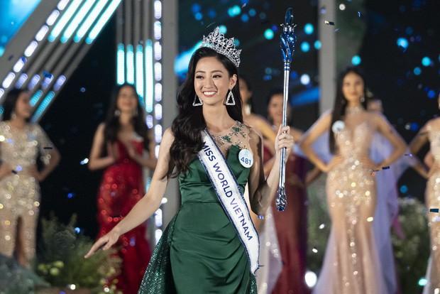Tất tần tật về Lương Thuỳ Linh - Tân Hoa hậu Thế giới Việt Nam 2019: IELTS 7.5, thành viên đội tuyển HSG Quốc gia tiếng Anh - Ảnh 1.