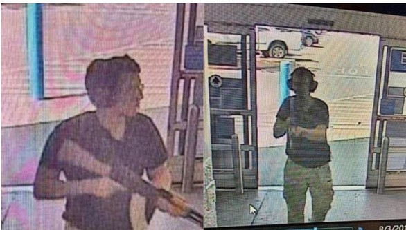 Nhân chứng kể về vụ xả súng kinh hoàng khiến 20 người chết tại Texas - Ảnh 1.