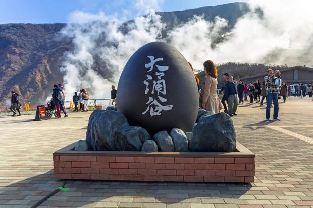Người ta tin rằng ăn một quả trứng đen này của Nhật Bản sẽ tăng thêm 7 năm tuổi thọ - Ảnh 1.