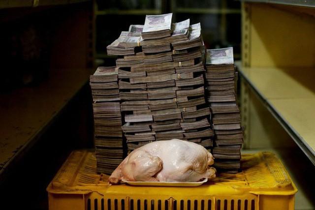 Câu chuyện mua smartphone tại Venezuela, quốc gia có nền kinh tế lạm phát 1.000.000% - Ảnh 1.