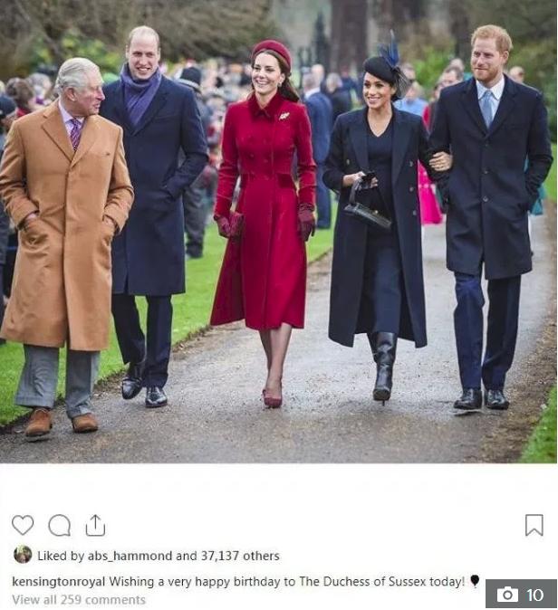 Công nương Kate một lần nữa chứng tỏ đẳng cấp vượt trội hơn em dâu Meghan Markle chỉ bằng một hành động cao tay của mình - Ảnh 2.