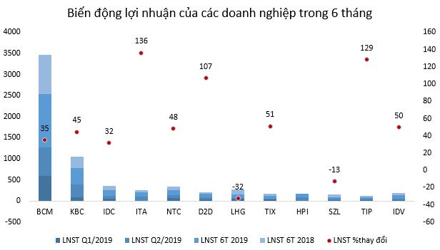Doanh nghiệp khu công nghiệp lãi tưng bừng trong nửa đầu năm 2019 - Ảnh 2.