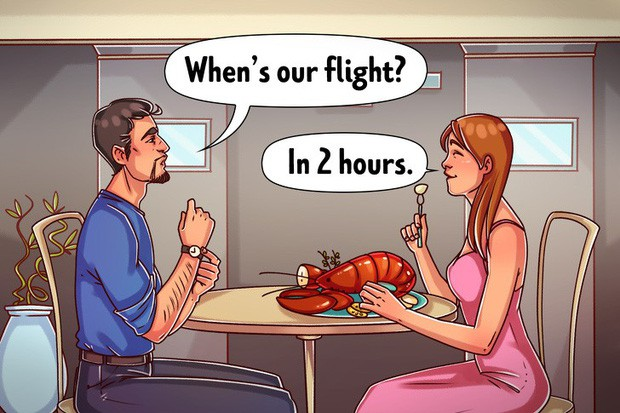 12 sai lầm du khách thường mắc phải nhất trước mỗi chuyến bay, cần lưu ý ngay để tránh rước họa vào người - Ảnh 10.