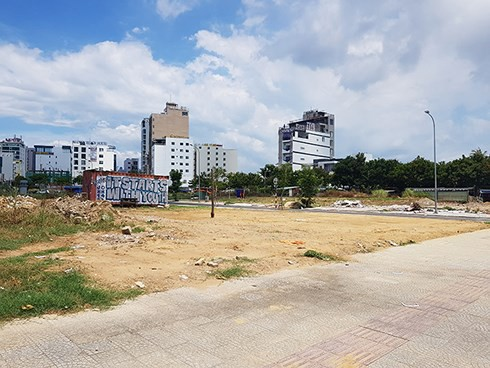 Đà Nẵng: Hợp thửa đất tái định cư thành các lô lớn để kêu gọi đầu tư - Ảnh 1.