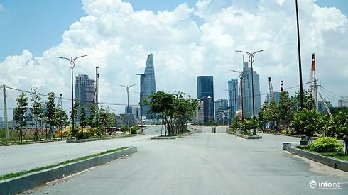 Sắp đấu giá khu đất rộng hơn 74.000 m2 xây khách sạn ở Thủ Thiêm - Ảnh 1.