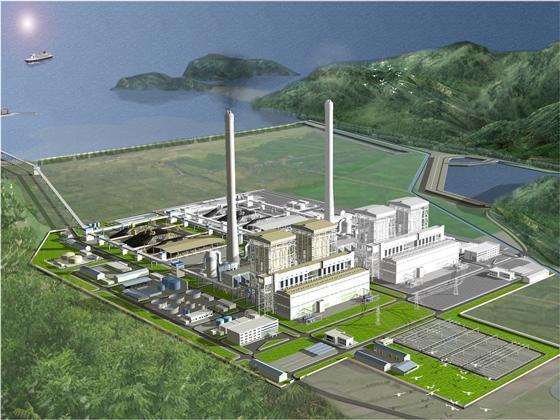 Ba ngân hàng hứa rồi rút, nhà máy điện 42 nghìn tỷ thiếu vốn - Ảnh 1.
