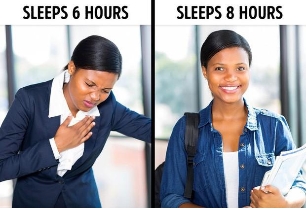 Giả sử mỗi ngày bạn được ngủ 8 tiếng, đây là những gì sẽ xảy ra - Ảnh 3.