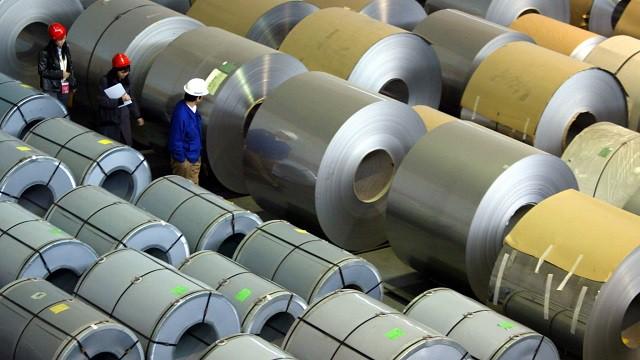 Thuế nhập khẩu với thép cuộn cán nóng có thể tăng lên 5% - Ảnh 1.