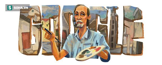 Họa sĩ Bùi Xuân Phái được vinh danh trên Google: Danh họa Đông Nam Á nổi tiếng bậc nhất thế kỷ 20 - Ảnh 1.
