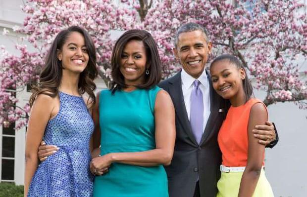 """Cựu Tổng thống Obama: """"Tôi không thể làm tổng thống cả đời nhưng tôi phải làm cha cả đời"""" - Ảnh 4."""