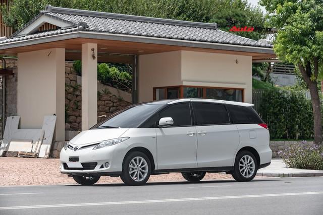 Cận cảnh Toyota Previa 2019 nhập khẩu Trung Đông giá gần 3 tỷ đồng đầu tiên tại Việt Nam - Ảnh 7.