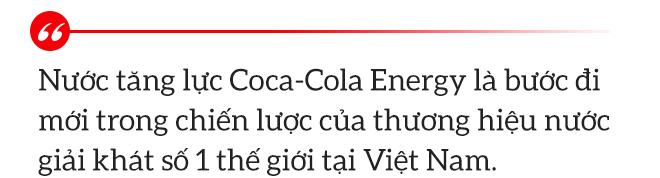 """Coca-Cola và """"sóng năng lượng"""" mới trên hành trình trở thành công ty nước giải khát toàn diện - Ảnh 2."""