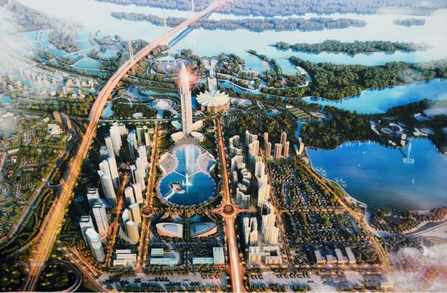 Chuẩn bị khởi công siêu dự án Thành phố thông minh tại Đông Anh, Hà Nội - Ảnh 7.