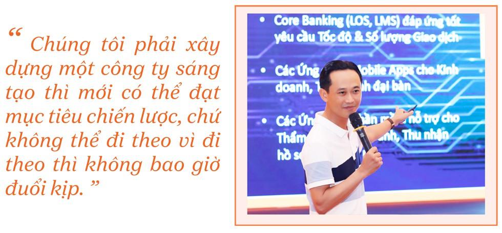 CEO Đinh Quang Huy- SHB Finance: Miếng bánh thuộc về ai biết cách chơi. - Ảnh 12.