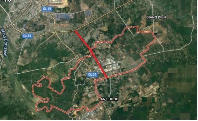 Quy hoạch 2 phân khu đô thị hơn 4.000 ha dọc đường cao tốc Biên Hòa - Vũng Tàu - Ảnh 1.