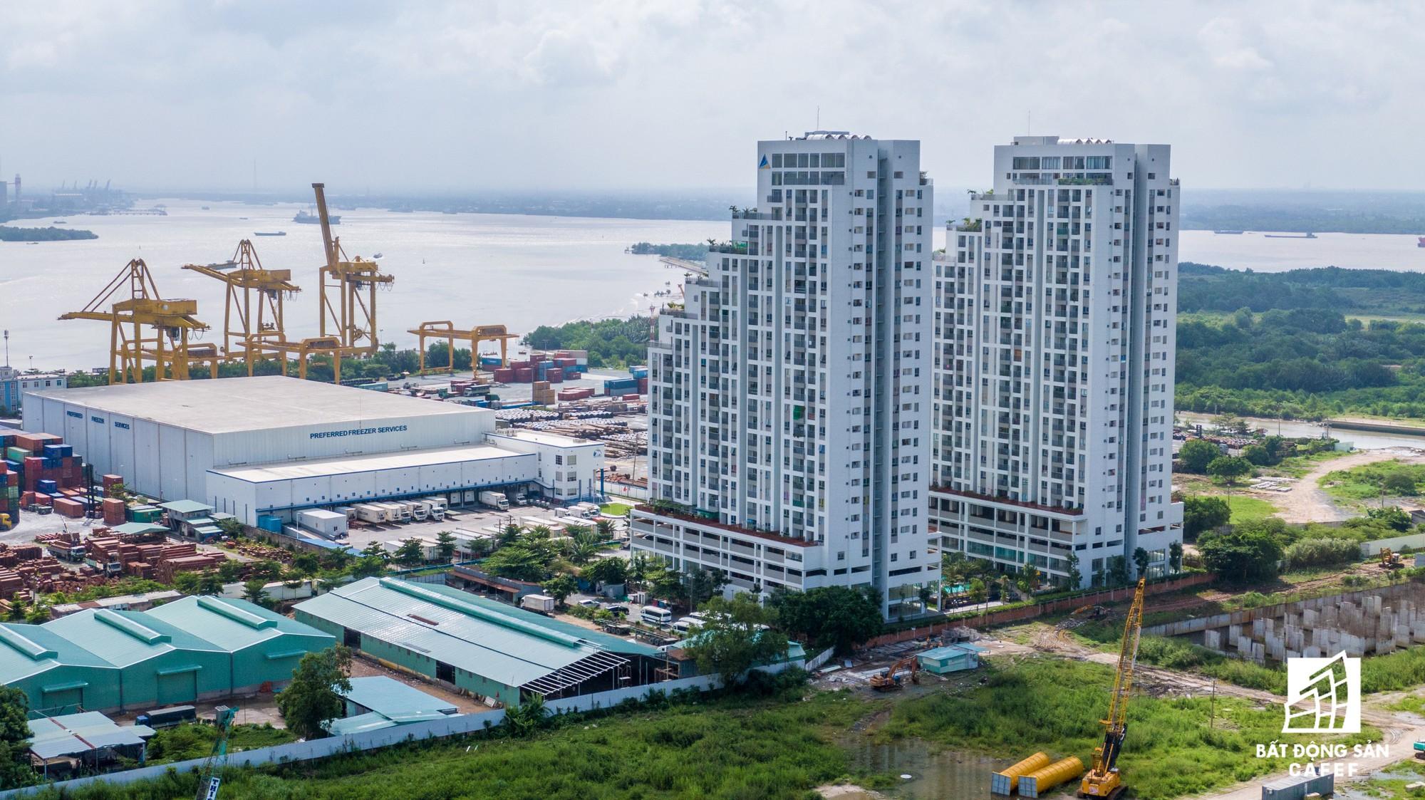 Diện mạo hai bờ sông Sài Gòn tương lai nhìn từ loạt siêu dự án tỷ đô, khu vực trung tâm giá nhà lên hơn 1 tỷ đồng/m2 - Ảnh 8.