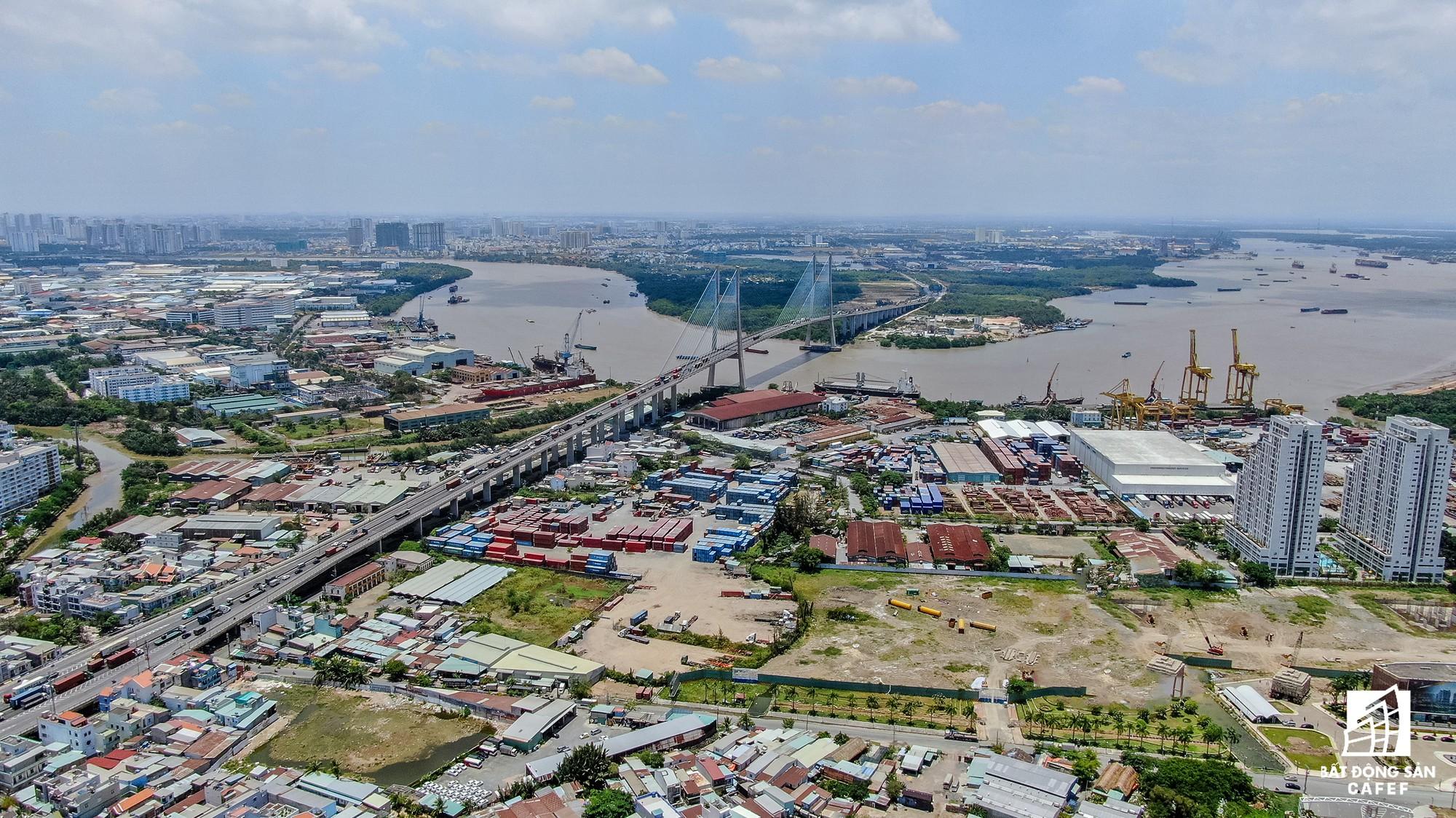 Diện mạo hai bờ sông Sài Gòn tương lai nhìn từ loạt siêu dự án tỷ đô, khu vực trung tâm giá nhà lên hơn 1 tỷ đồng/m2 - Ảnh 9.