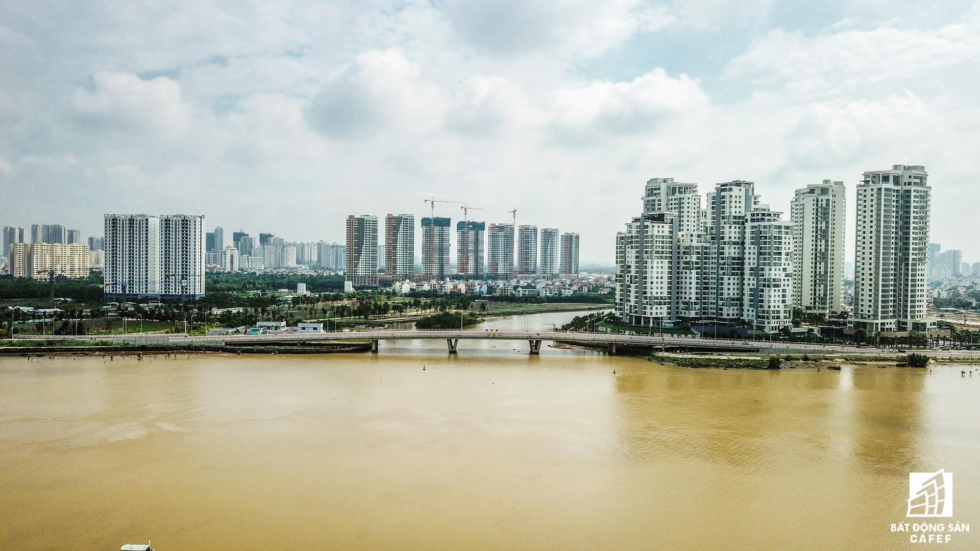 Diện mạo hai bờ sông Sài Gòn tương lai nhìn từ loạt siêu dự án tỷ đô, khu vực trung tâm giá nhà lên hơn 1 tỷ đồng/m2 - Ảnh 11.