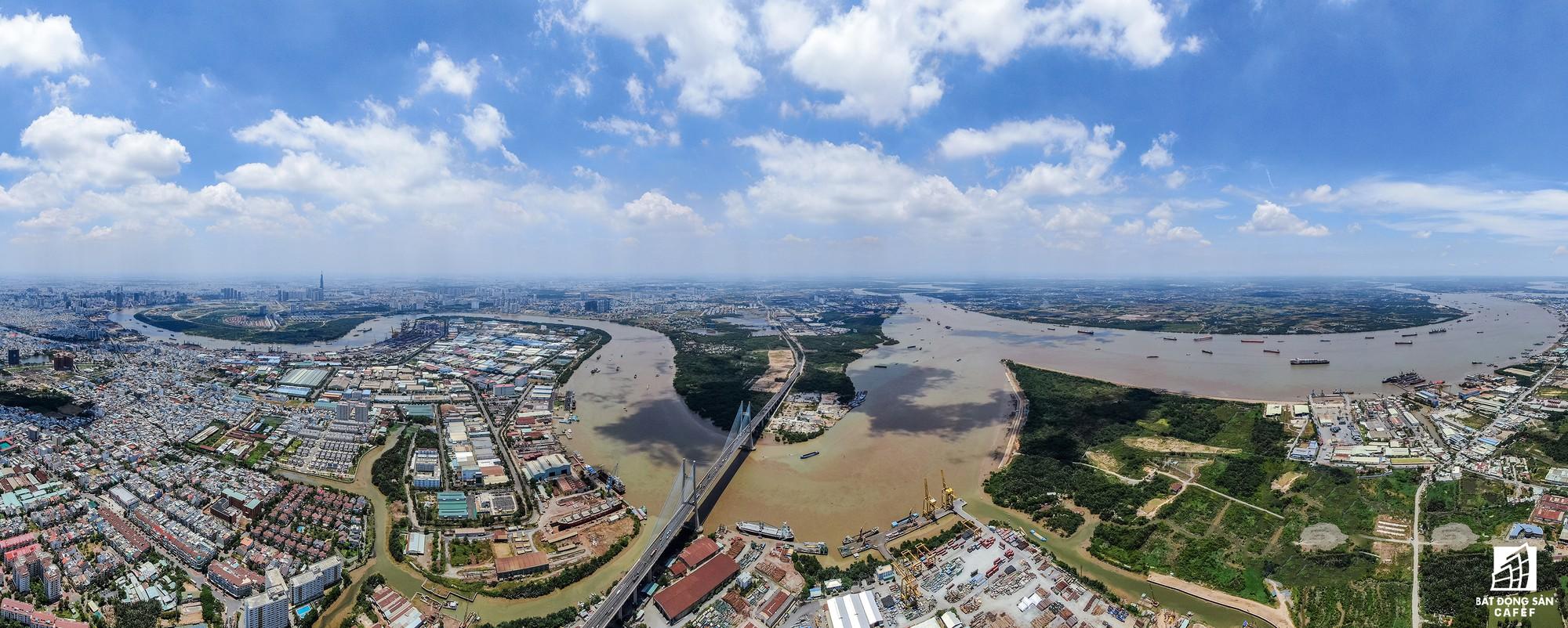 Diện mạo hai bờ sông Sài Gòn tương lai nhìn từ loạt siêu dự án tỷ đô, khu vực trung tâm giá nhà lên hơn 1 tỷ đồng/m2 - Ảnh 10.