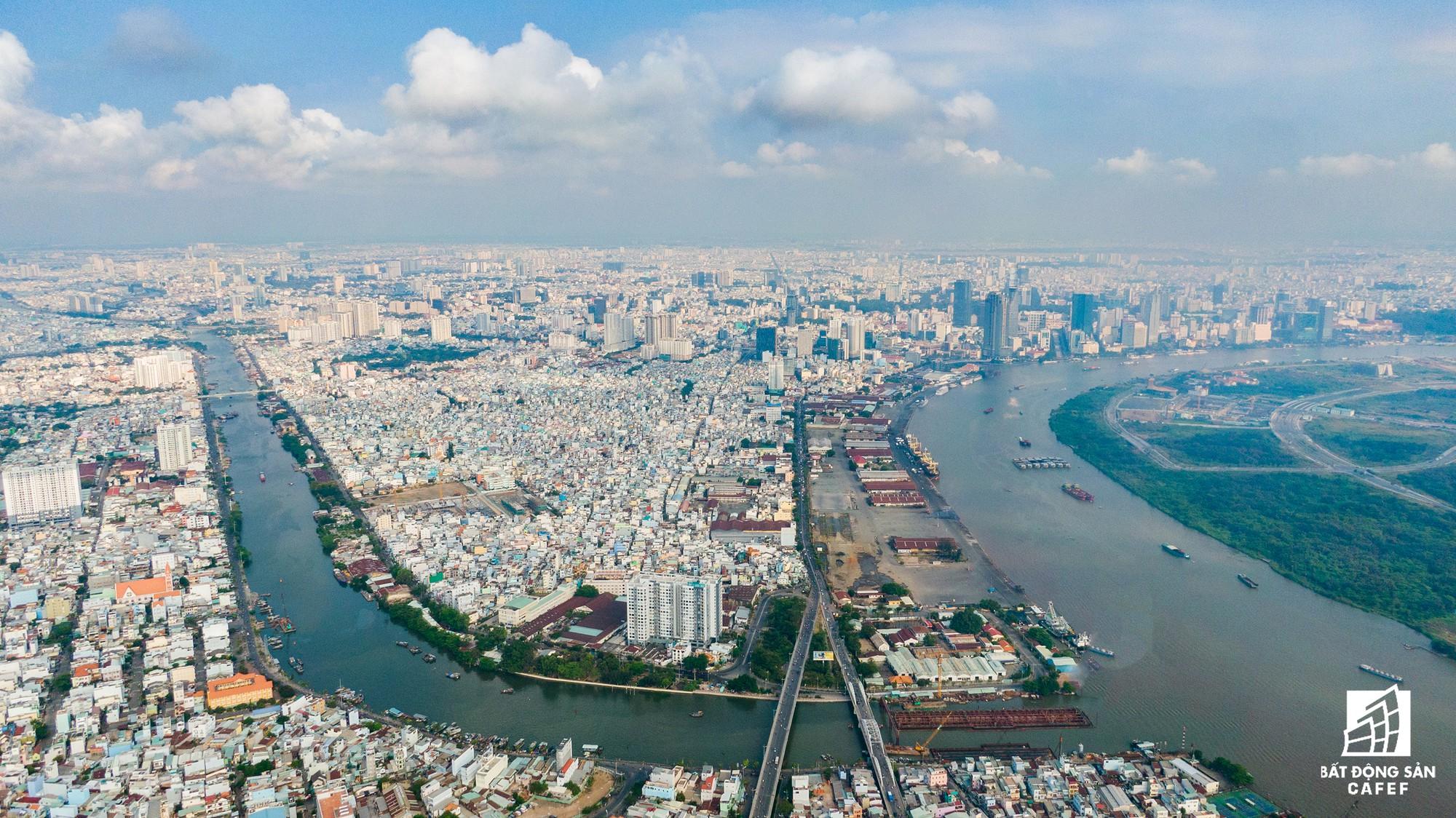 Diện mạo hai bờ sông Sài Gòn tương lai nhìn từ loạt siêu dự án tỷ đô, khu vực trung tâm giá nhà lên hơn 1 tỷ đồng/m2 - Ảnh 29.