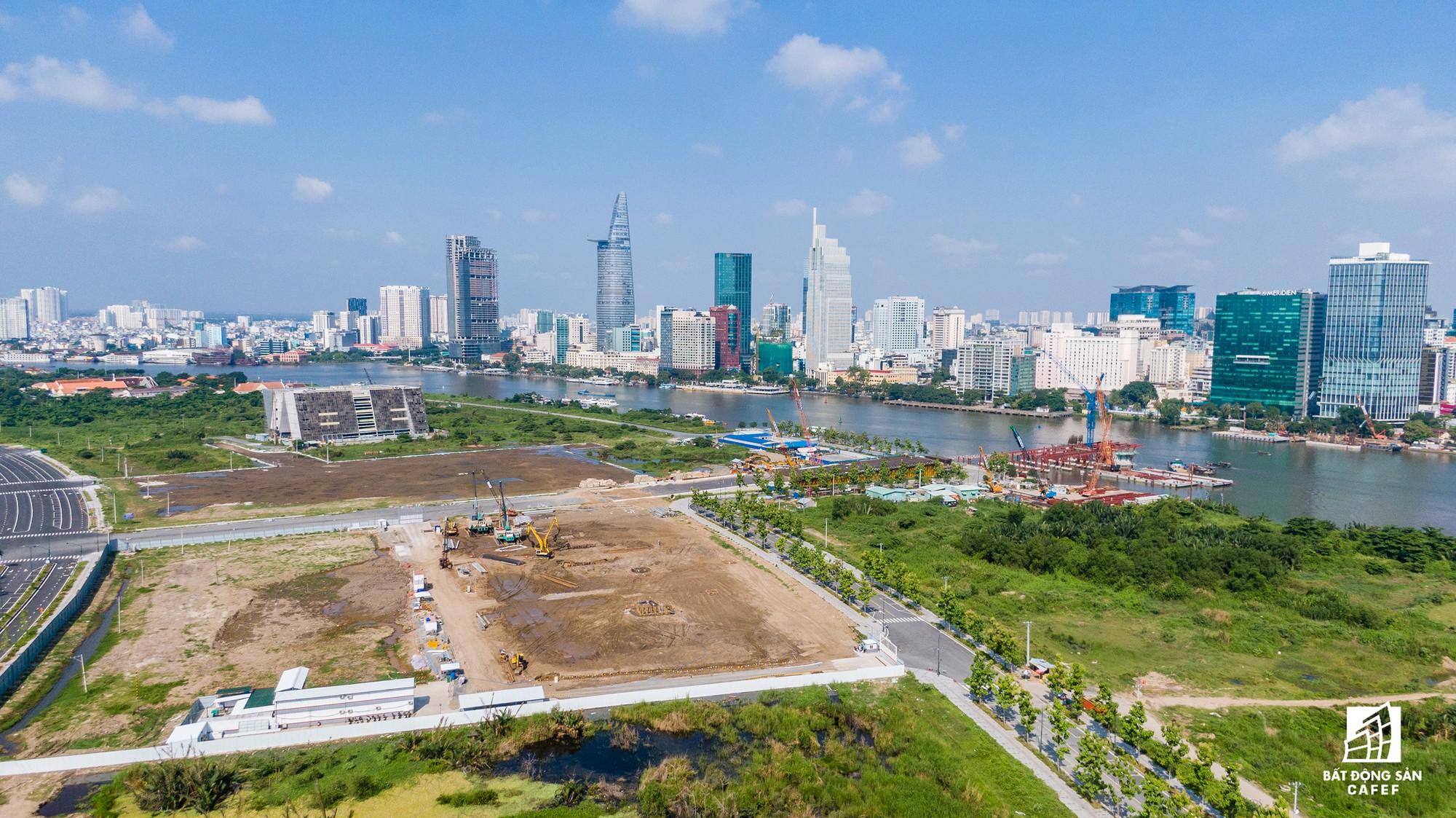 Diện mạo hai bờ sông Sài Gòn tương lai nhìn từ loạt siêu dự án tỷ đô, khu vực trung tâm giá nhà lên hơn 1 tỷ đồng/m2 - Ảnh 12.