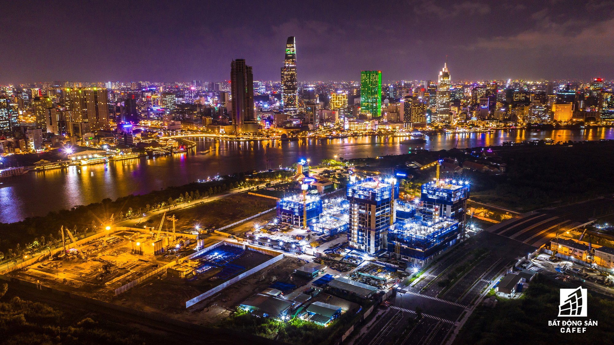 Diện mạo hai bờ sông Sài Gòn tương lai nhìn từ loạt siêu dự án tỷ đô, khu vực trung tâm giá nhà lên hơn 1 tỷ đồng/m2 - Ảnh 14.