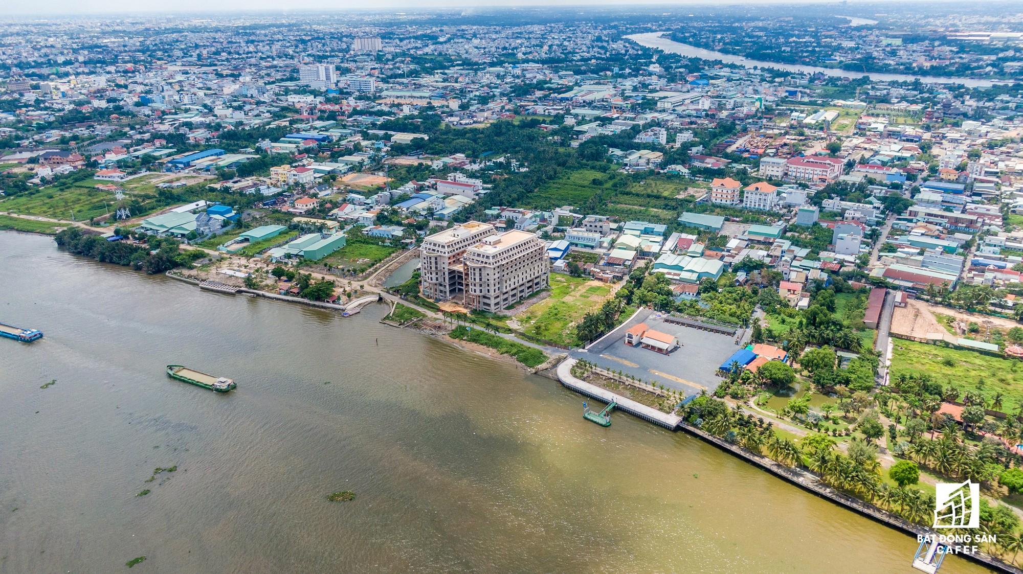Diện mạo hai bờ sông Sài Gòn tương lai nhìn từ loạt siêu dự án tỷ đô, khu vực trung tâm giá nhà lên hơn 1 tỷ đồng/m2 - Ảnh 17.