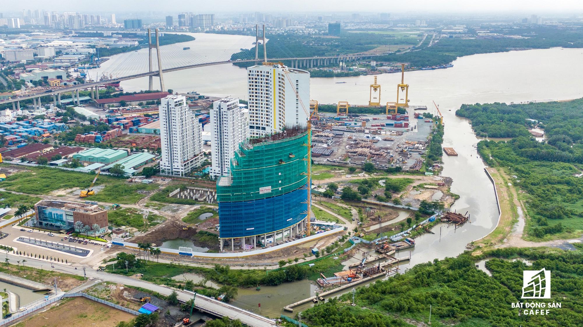 Diện mạo hai bờ sông Sài Gòn tương lai nhìn từ loạt siêu dự án tỷ đô, khu vực trung tâm giá nhà lên hơn 1 tỷ đồng/m2 - Ảnh 18.