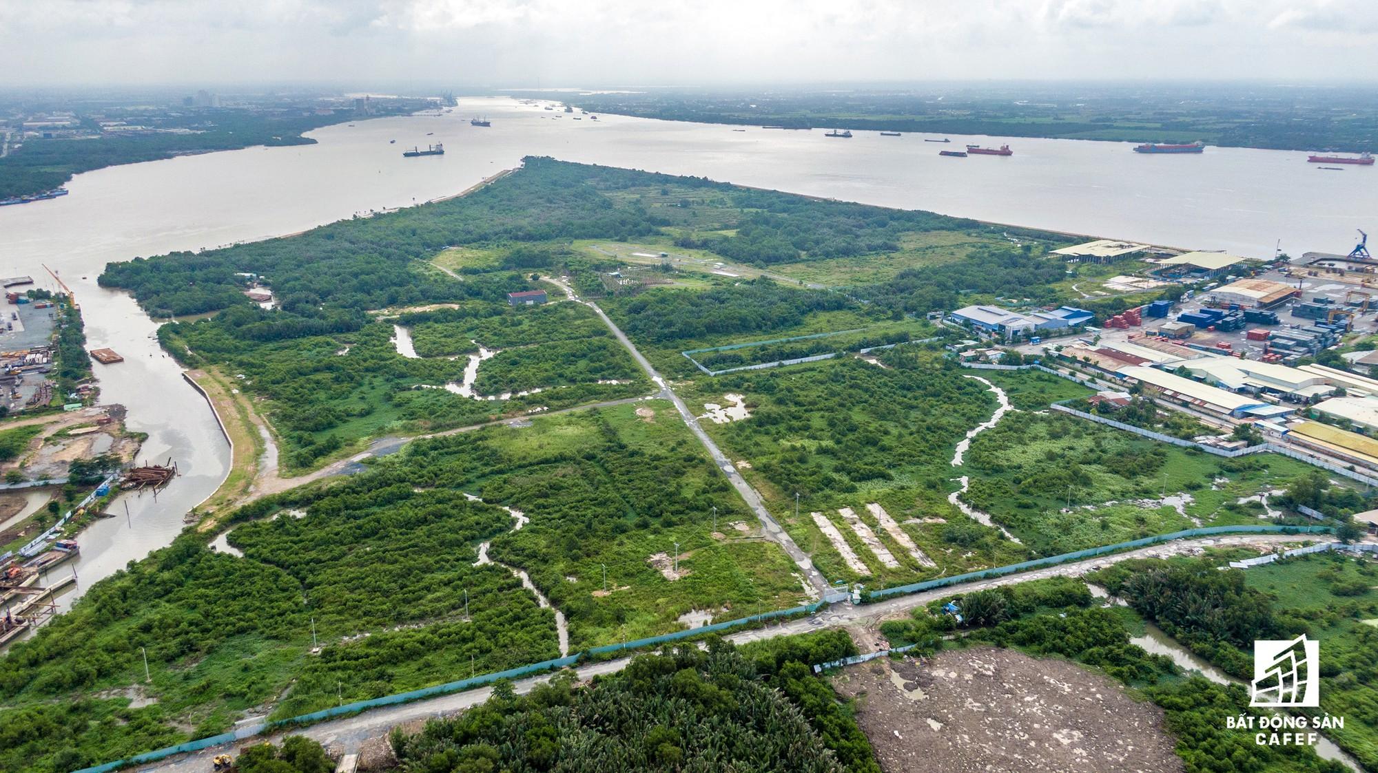 Diện mạo hai bờ sông Sài Gòn tương lai nhìn từ loạt siêu dự án tỷ đô, khu vực trung tâm giá nhà lên hơn 1 tỷ đồng/m2 - Ảnh 19.