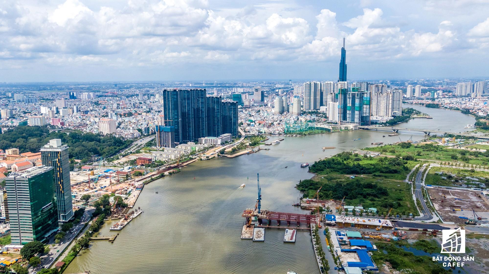Diện mạo hai bờ sông Sài Gòn tương lai nhìn từ loạt siêu dự án tỷ đô, khu vực trung tâm giá nhà lên hơn 1 tỷ đồng/m2 - Ảnh 24.