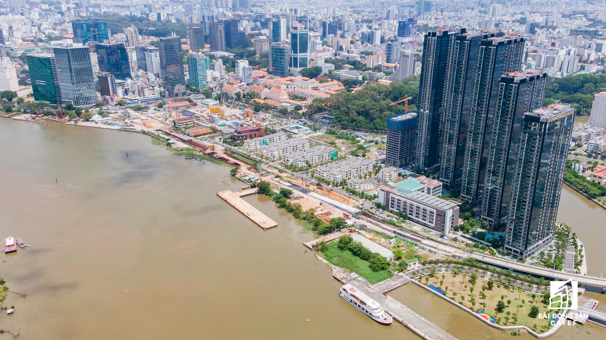Diện mạo hai bờ sông Sài Gòn tương lai nhìn từ loạt siêu dự án tỷ đô, khu vực trung tâm giá nhà lên hơn 1 tỷ đồng/m2 - Ảnh 21.