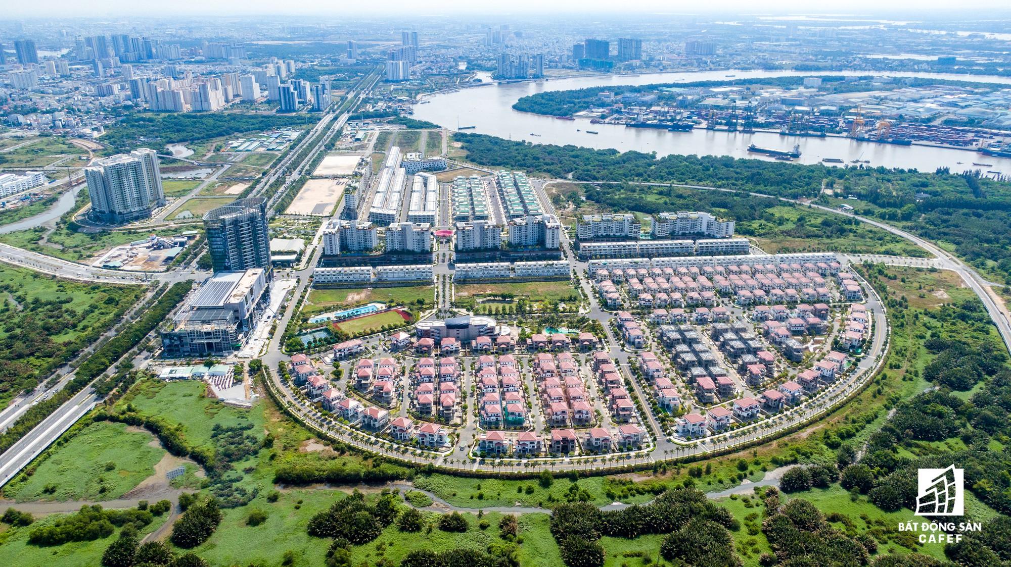 Diện mạo hai bờ sông Sài Gòn tương lai nhìn từ loạt siêu dự án tỷ đô, khu vực trung tâm giá nhà lên hơn 1 tỷ đồng/m2 - Ảnh 16.