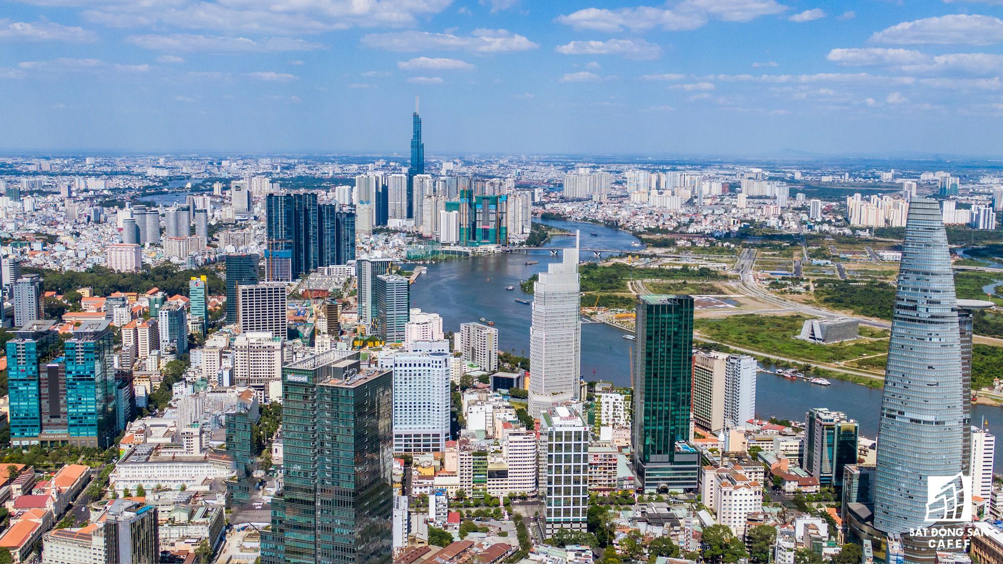 Diện mạo hai bờ sông Sài Gòn tương lai nhìn từ loạt siêu dự án tỷ đô, khu vực trung tâm giá nhà lên hơn 1 tỷ đồng/m2 - Ảnh 5.