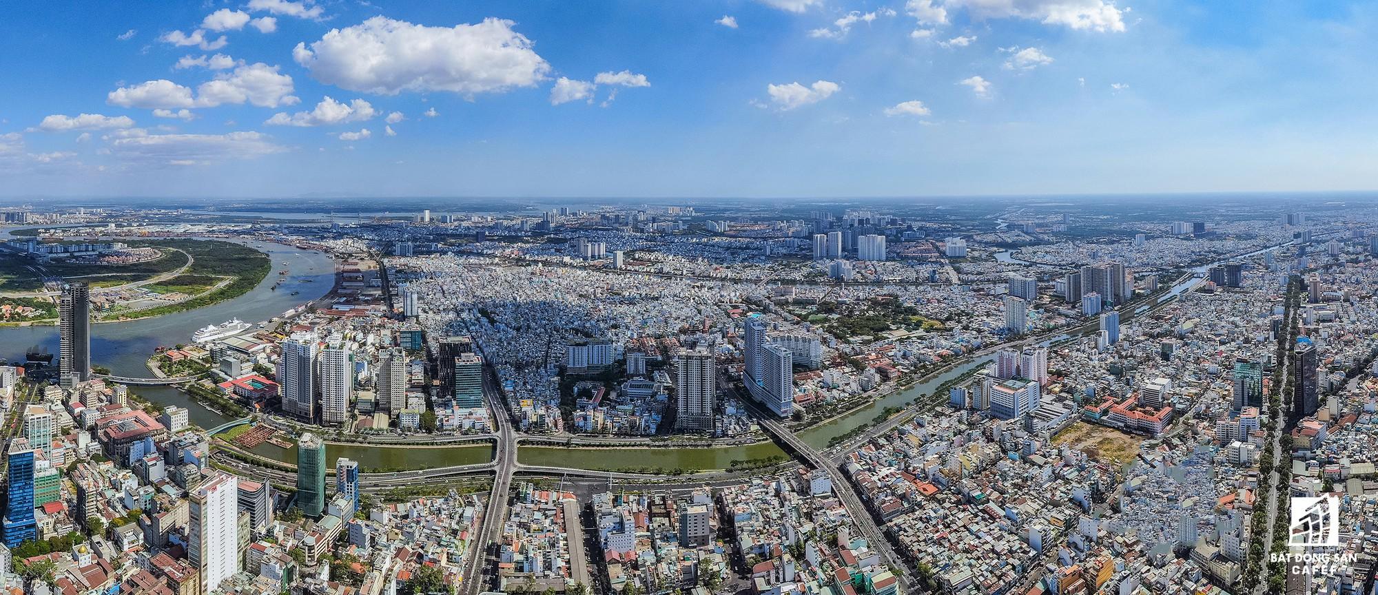 Diện mạo hai bờ sông Sài Gòn tương lai nhìn từ loạt siêu dự án tỷ đô, khu vực trung tâm giá nhà lên hơn 1 tỷ đồng/m2 - Ảnh 31.