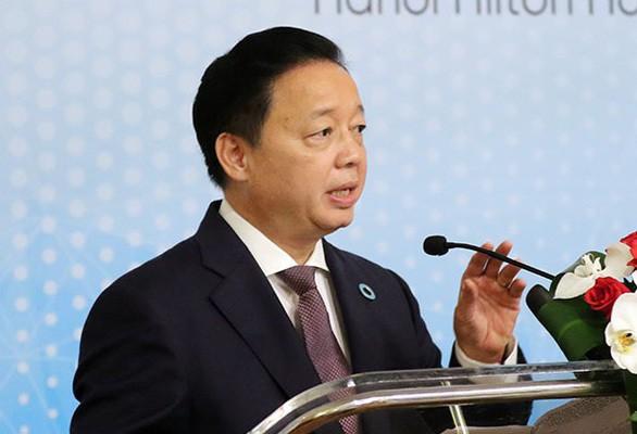 Bộ trưởng Trần Hồng Hà sống gần Rạng Đông, khuyên dân yên tâm - Ảnh 1.