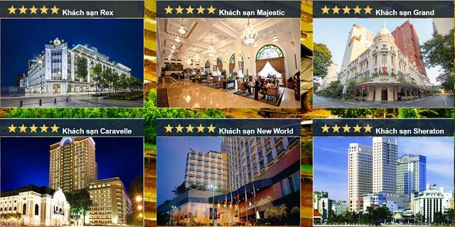 Sở hữu nhiều khách sạn 4-5 sao, Saigontourist đang tăng trưởng chậm lại - Ảnh 1.